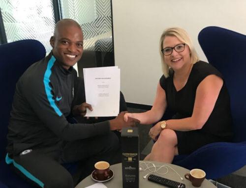 Sandulela signs a landmark agreement with Flash Mobile